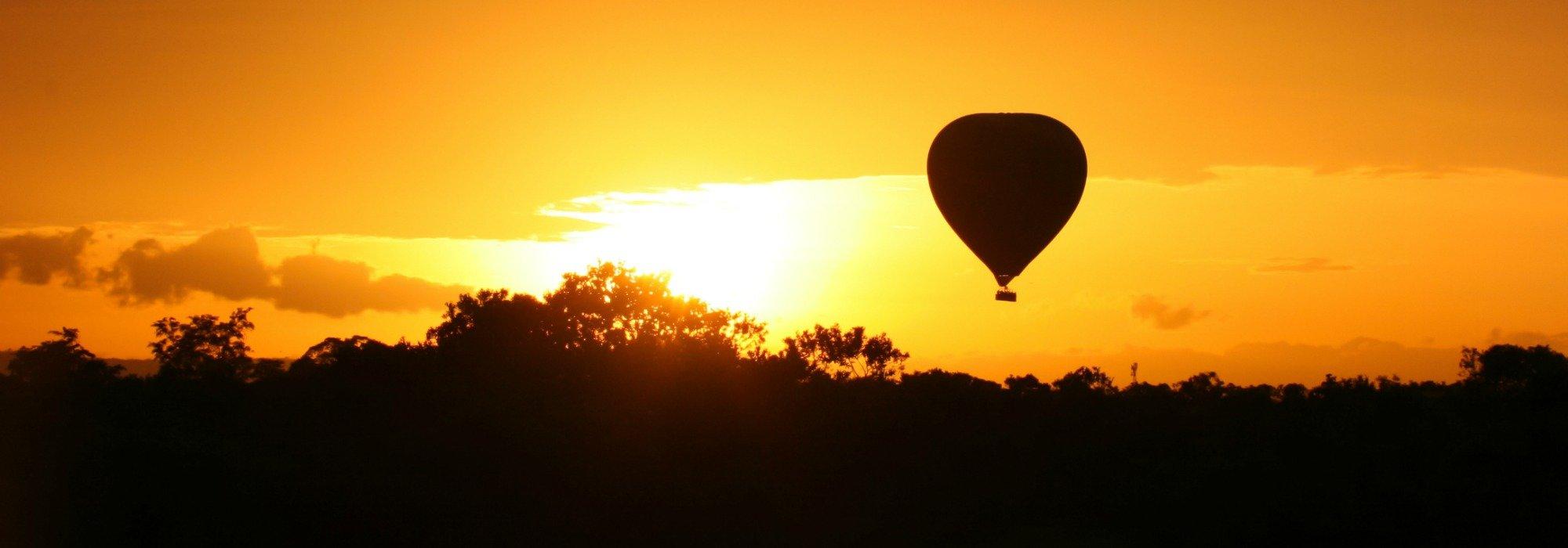 Maasai Mara Hot Air Balloon