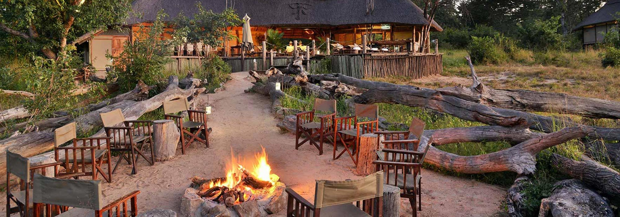 Khulu Camp Boma