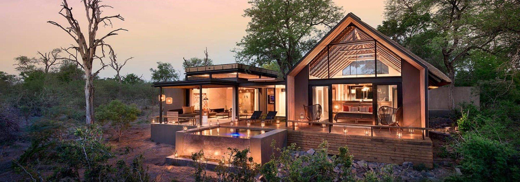 Lion Sands Ivory Lodge Suite